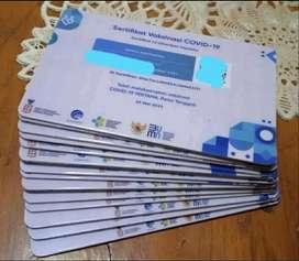 Id Card Kartu Induk Siswa, Kartu Karyawan dan Member