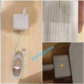 Apple MacBook Air/ pro 60W/45W/ 85W charger OEM with testing warranty