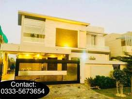 F11 Independent Full/House 5Bed With Green Lawn TOLET Contact Us: