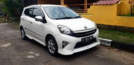 Toyota Agya TRD S Automatic 2016, Full Ori, Top Condition