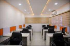 2000sq.ft office for rent in near diksha bhoomi