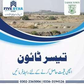 Taiser Town Any Phase Plots Required