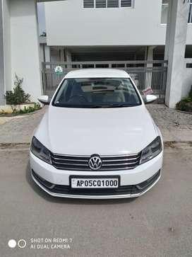 Volkswagen Passat Trendline Manual, 2012, Diesel