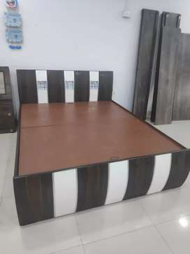 Sell sell sell brand new design bed in commercial ply wood