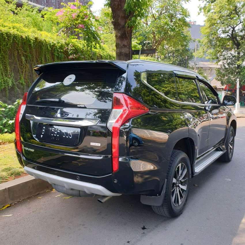 Mitsubishi All New Pajero DAKAR 2017 Hitam 0