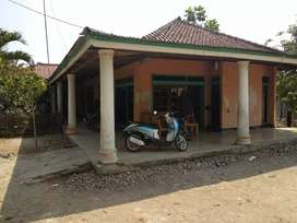 Jual Tanah Berikut Bangunan Lokasi Pinggir Jalan Utama Murah