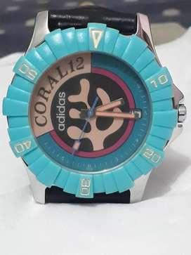 Jam tangan adidas original mesin swiss