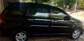 Avanza Veloz matik 2013 double airbag