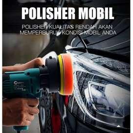 Mesin Poles Mobil Motor Pertukangan