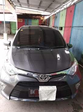 Toyota Calya G Manual 2016 pajak full setahun