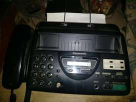 Panasonic KX-FT21 fax machine for sale