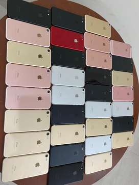 I phone 7 128 gb swapped pecs 3 months store warranty