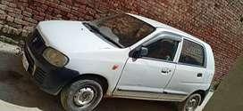 Alto lxi  2001 model Manuel good condition full AC Delhi no..