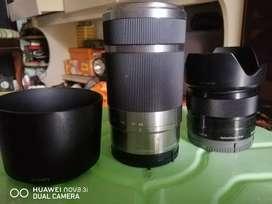 Lensa Sony Fix & Zoom