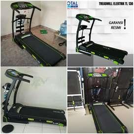 treadmill elektric produk baru tl 130