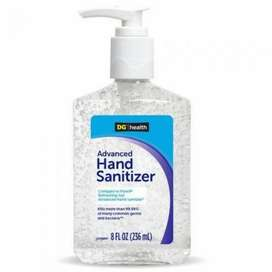 Italy hand sanitizer with vitamin e beads