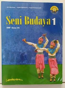 Buku Sekolah Anak SMP