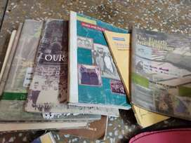NCERT (6 to 10th) polity,,history, geo