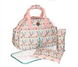 TURUN HARGA! Travel Diaper Bag merk FRECKLES by Okiedog