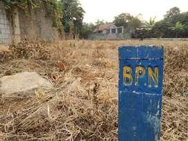 Tanah Di Tangsel Dekat Universitas Pamulang , Bisa Di Cicil 12x