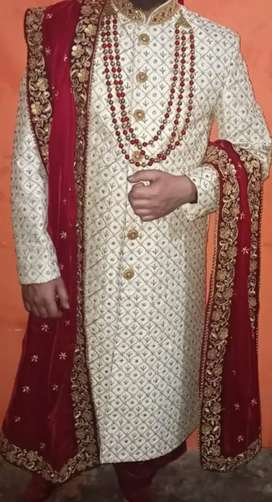 Brand new sherwani,