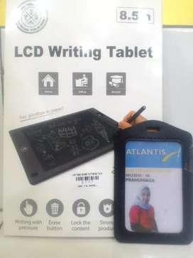 LCD TABLE BOARD 8,5 PAPAN TULIS