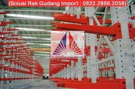Pusat Rak Gudang Selektive Heavy Duty 150kg-8000Kg siap kirim
