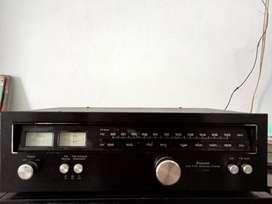Radio Tuner AM FM Stereo Sansui TU 3900 vintage super langka