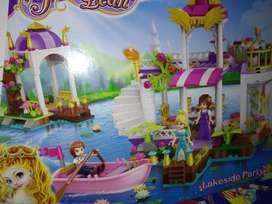 Mainan figure baru qman princess baru gede yah