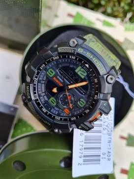 G-Shock Mudmaster x Burton  GG-1000BTN-1ADR