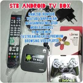 Android TV Box lebih Bagus dari PS2