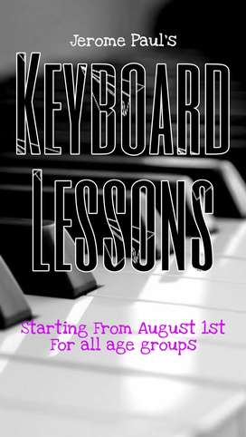 Online Keyboard Classes
