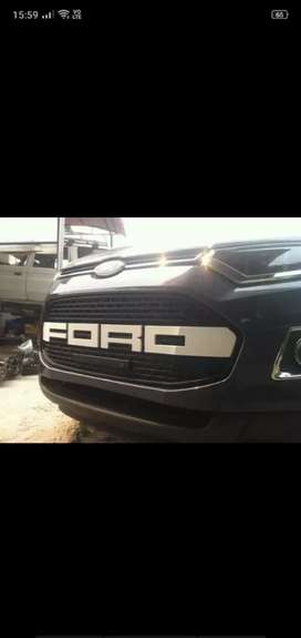 Old ecosport grill