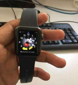 Apple iwatch series 3 42mm old with box