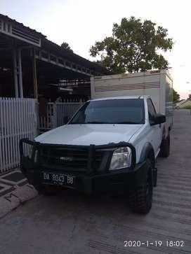 Isuzu Dmax Turbo 2012