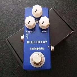 Best Seller, Efek Mosky Blue Analog Delay di Jeks77 Musik
