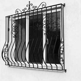 Jasa pasang teralis besi jendela kau