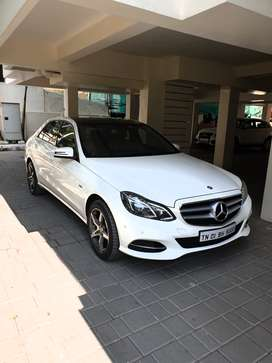 Excellent condition, first owner, low mileage, E 250CDI Edition E