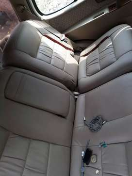 Good condition safari 2.2.with sports look and sports tyres.