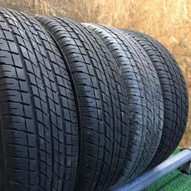 4 tyres 155/65/R/14 Firestone japani 9/10 Condition