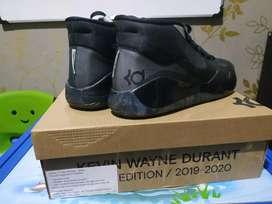 Sepatu Nike KD 12 Zoom - Black Anthracite