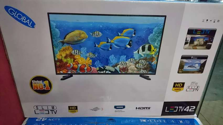 42 inch box pack... Led tv..Fhdd special deal 0