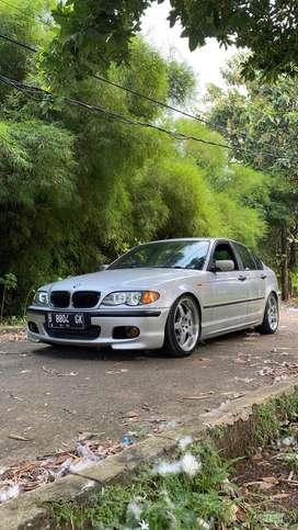BMW E46 318i 2002 N42 Ganteng!