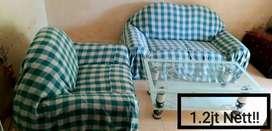 Sofa import bekas