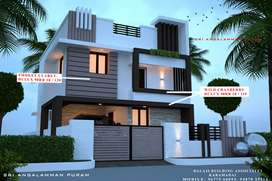 Luxury 3 BHK villa for sale DTCP 88/2018
