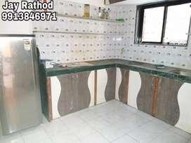 2Bhk flat for rent furnished/unfurnished