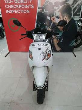 Good Condition Hero Pleasure Std with Warranty |  2673 Jaipur