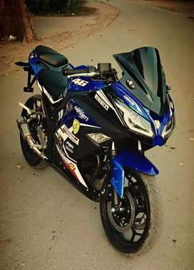 250cc latest modal at force motor sports