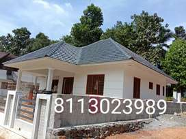 BRAND NEW HOUSE SALE IN PALA PONKUNNAM HIGHWAY JUST 300 MTR