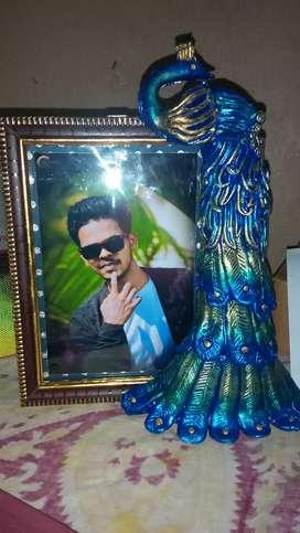 Mouldit photo frame(handmade)